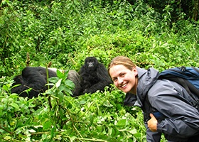 Gorillas and Game Parks Overland Safari